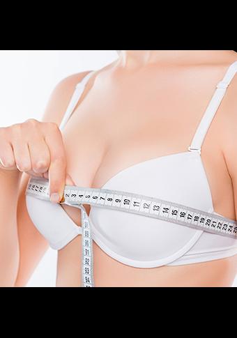 BH-Größe berechnen