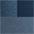 3x blau sortiert