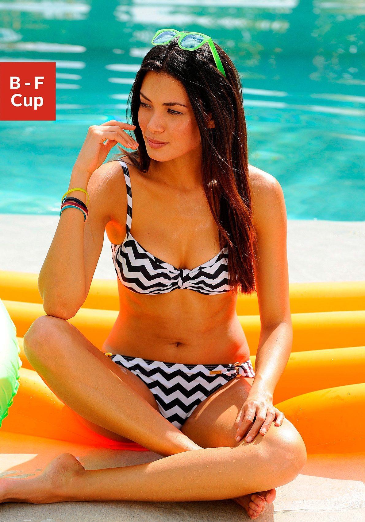 LASCANA Bügel-Bikini-Top »Grace«
