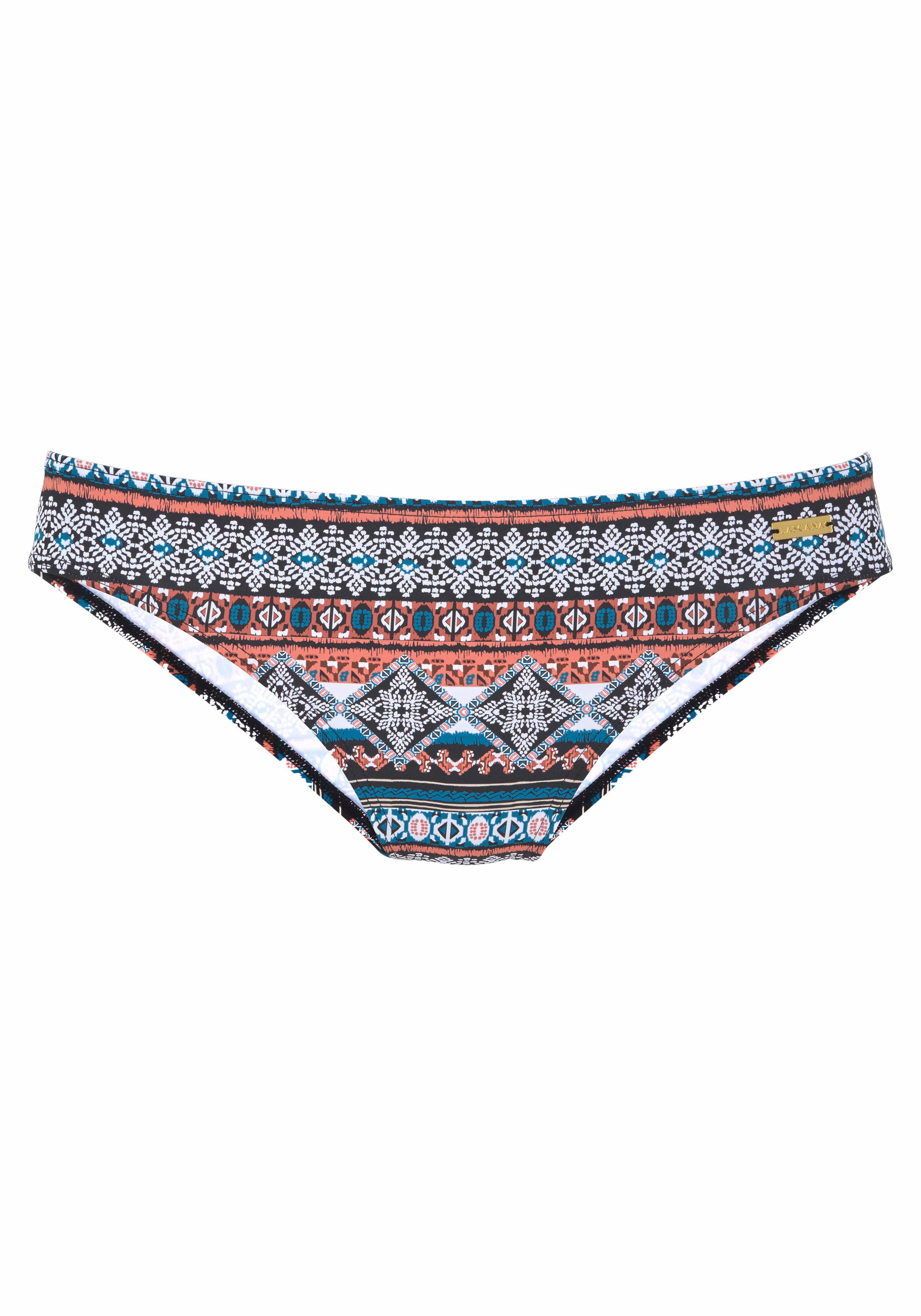 LASCANA Bikini-Hose »Marrakesh« mit klassischem Schnitt
