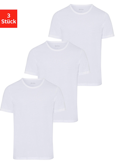 Boss T - Shirt »T - Shirt Rundhals« (Packung, 3 tlg.)