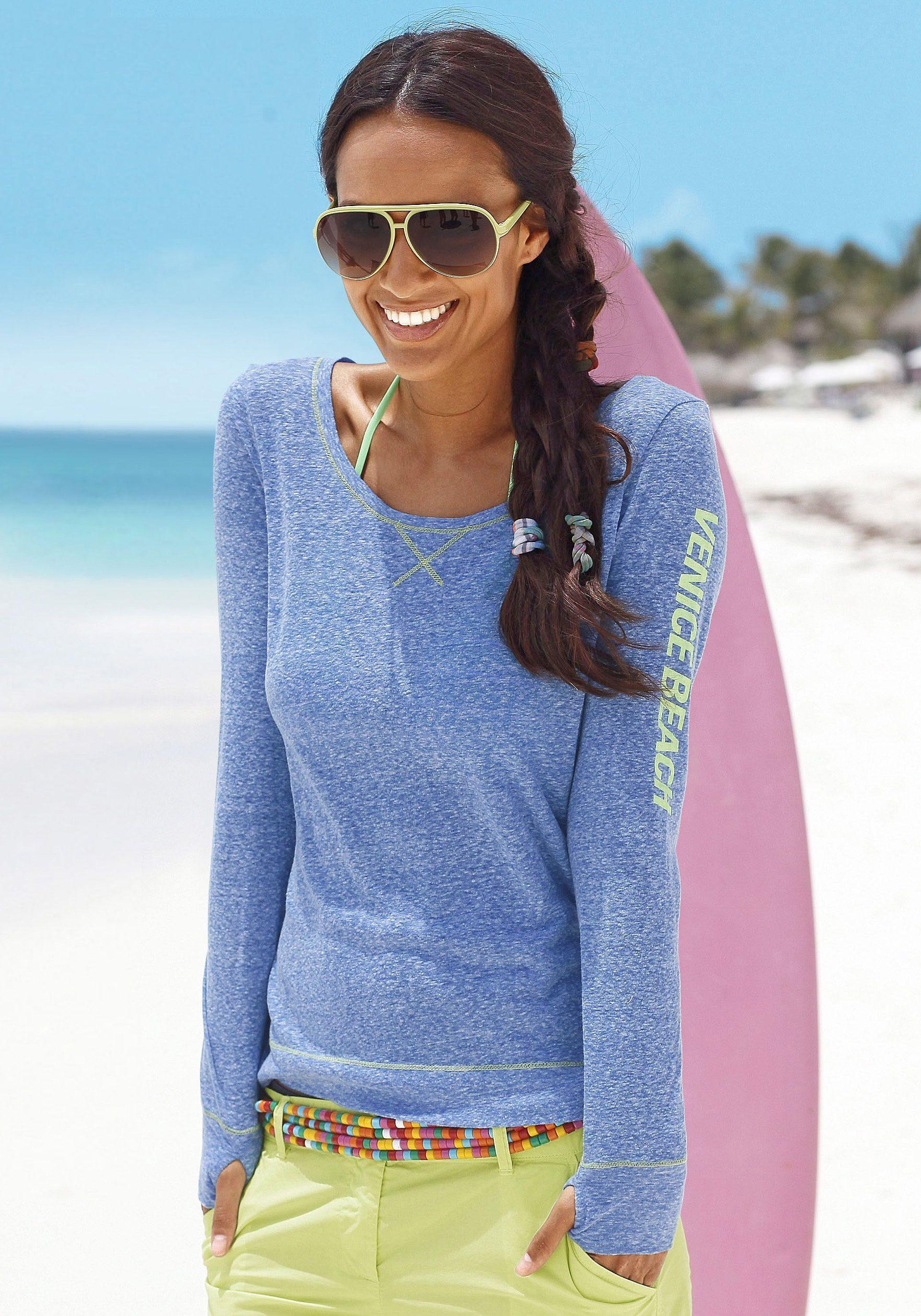 Venice Beach Langarmshirt