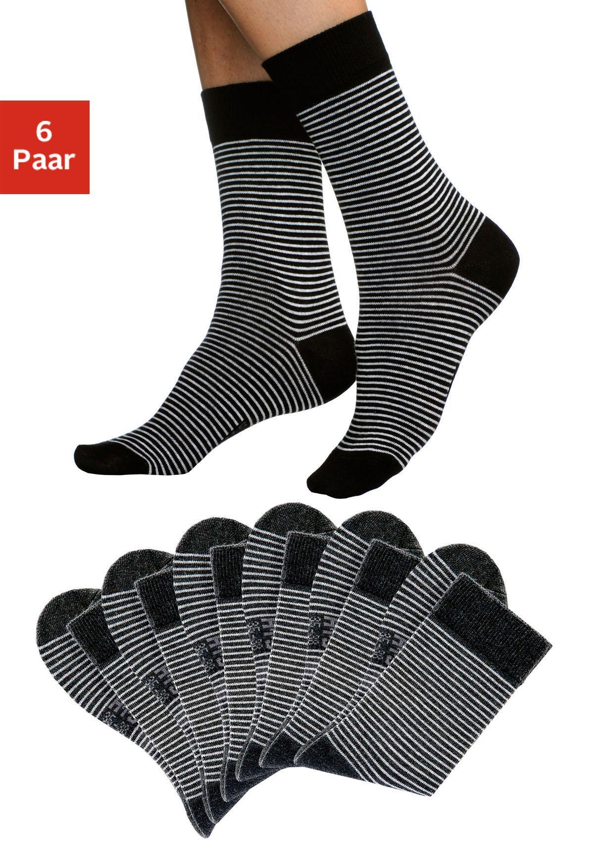 H.I.S Socken (6 Paar)