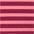 rosa/bordeaux gestreift