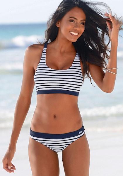 Venice Beach Bustier-Bikini-Top »Summer«