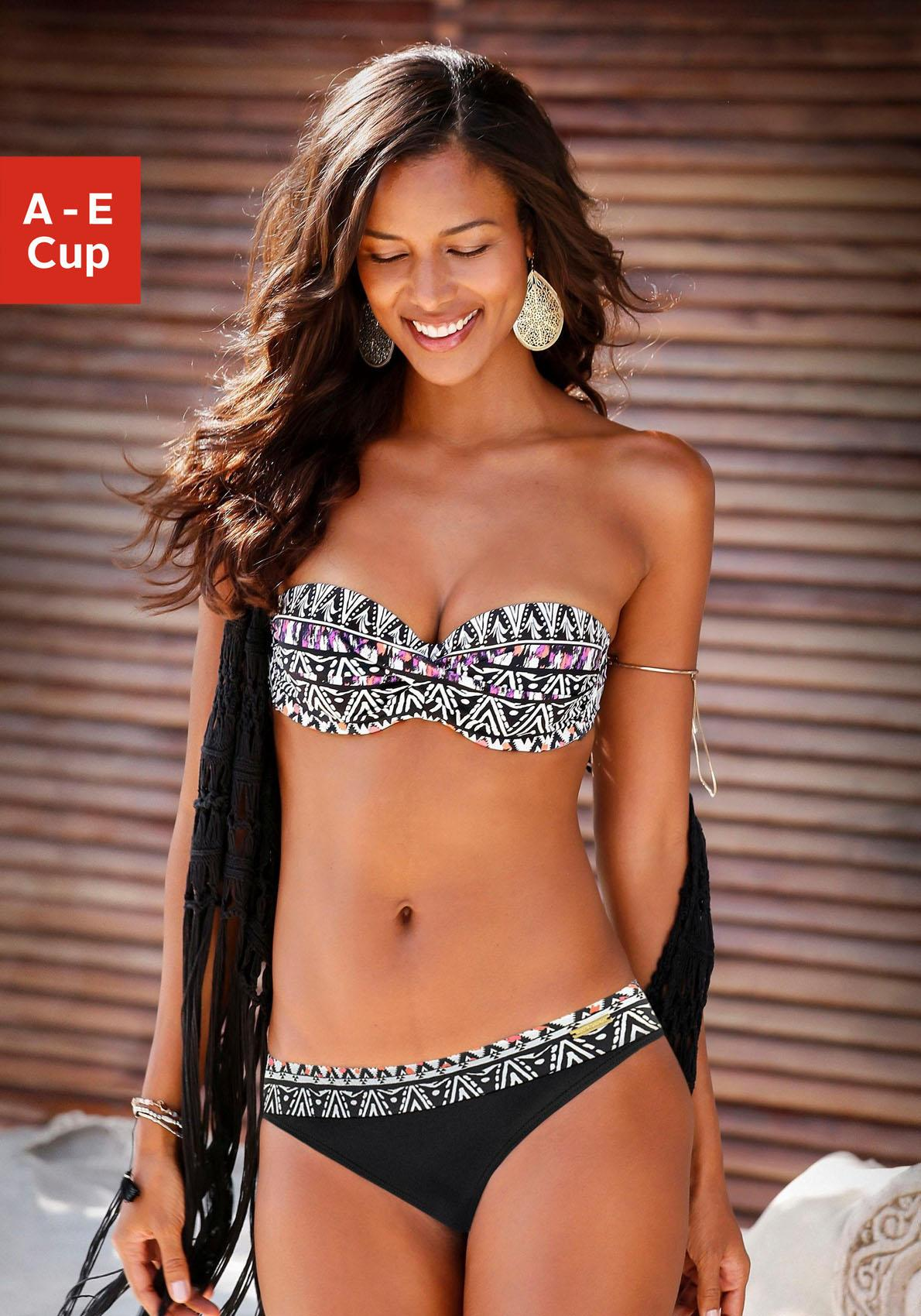 LASCANA Bandeau-Bikini-Top »Yuca«