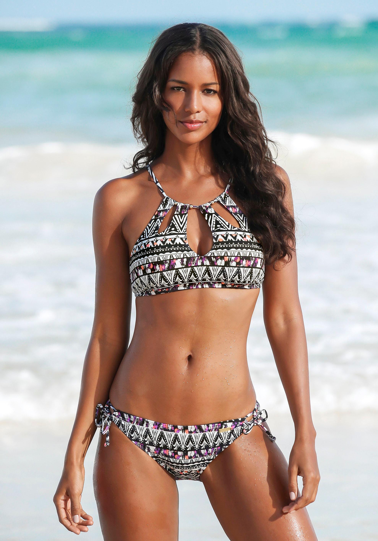 LASCANA Bustier-Bikini-Top »Yuca«