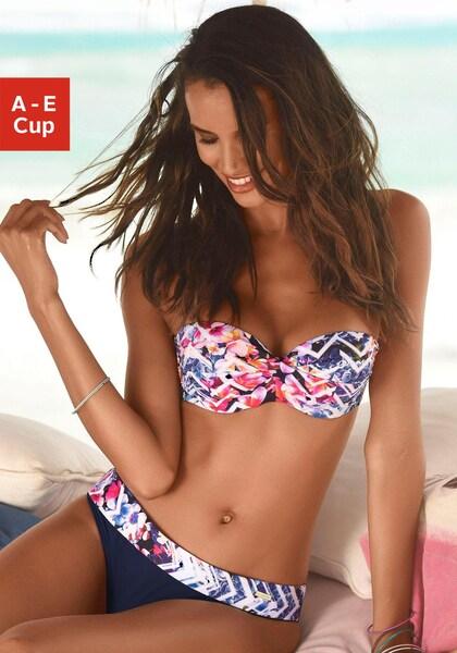 Sunseeker Bandeau-Bikini-Top »Nany«