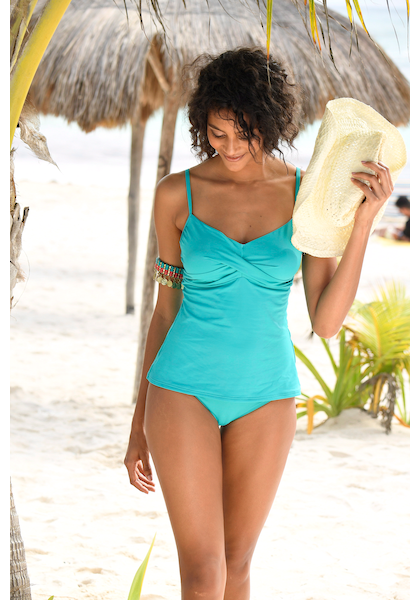 s.Oliver Beachwear Bügel-Tankini-Top »Spain«