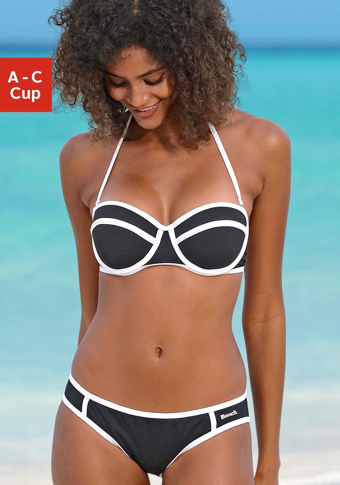Bench. Balconette-Bikini