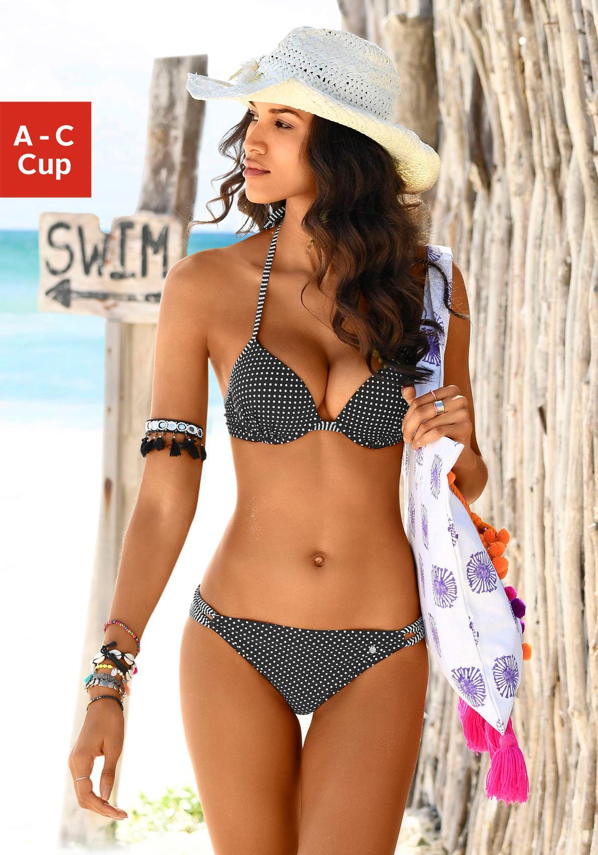 s.Oliver Beachwear Push-Up-Bikini-Top »Avni«