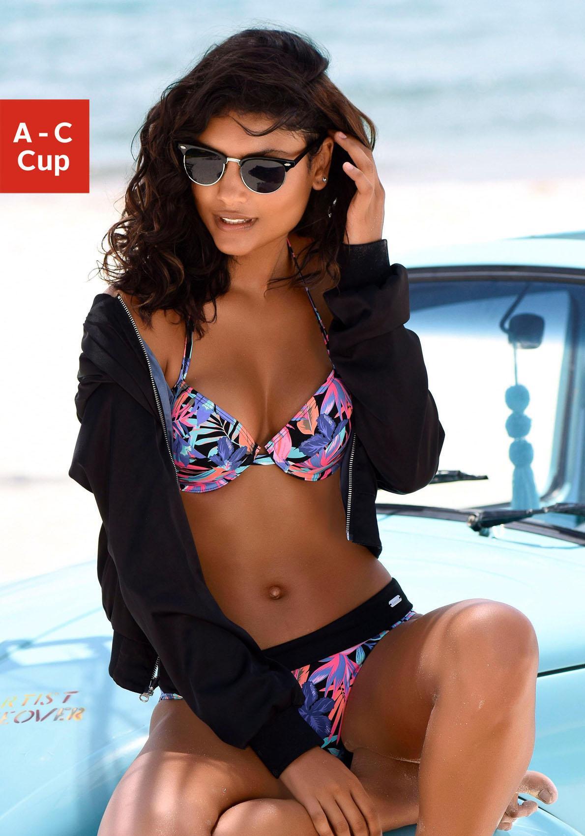 Bench. Push-Up-Bikini-Top »Pitch«