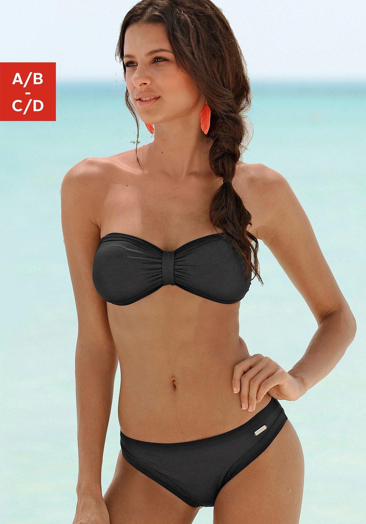 Sunseeker Bandeau-Bikini »Miami«