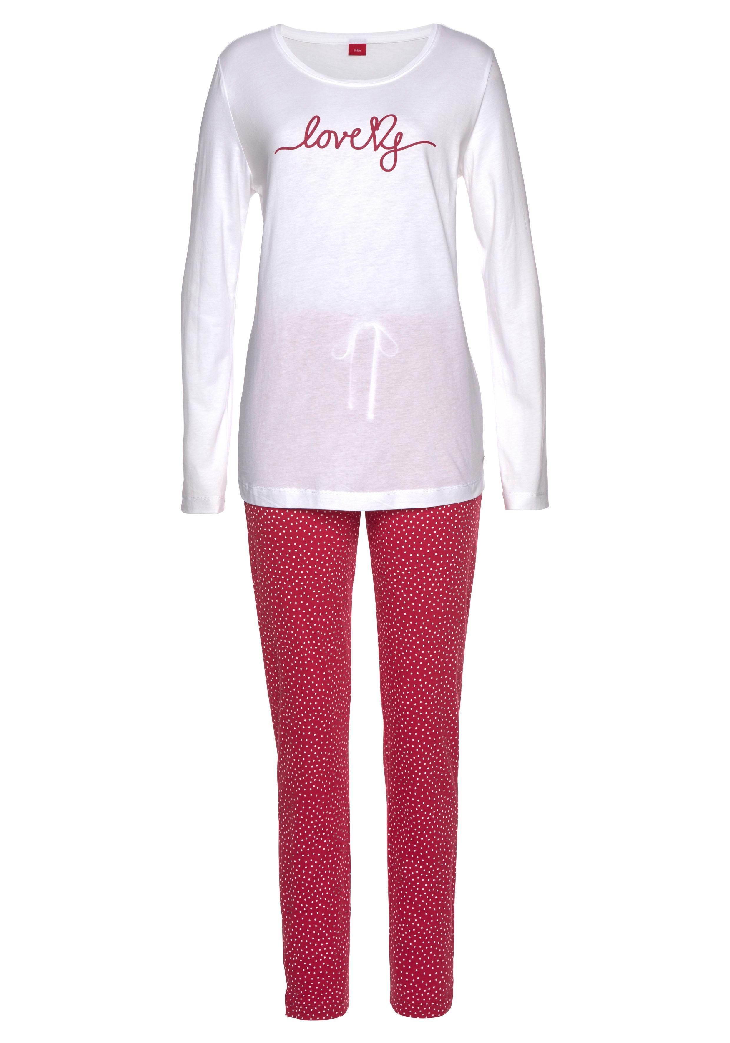 s.Oliver Bodywear Schlafanzug
