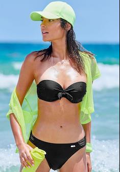 Venice Beach Bügel-Bandeau-Bikini