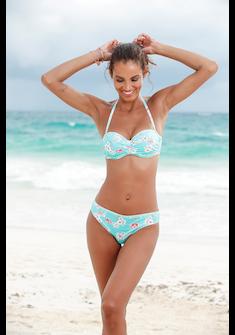 Sunseeker Bügel-Bandeau-Bikini-Top »Ditsy«