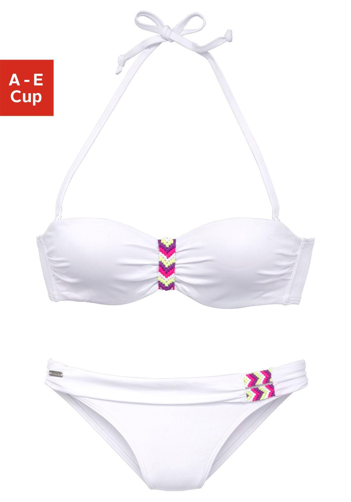 Bench. Bügel-Bandeau-Bikini