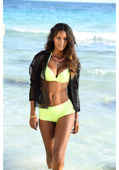 s.Oliver Beachwear Push-Up-Bikini-Top »Spain«