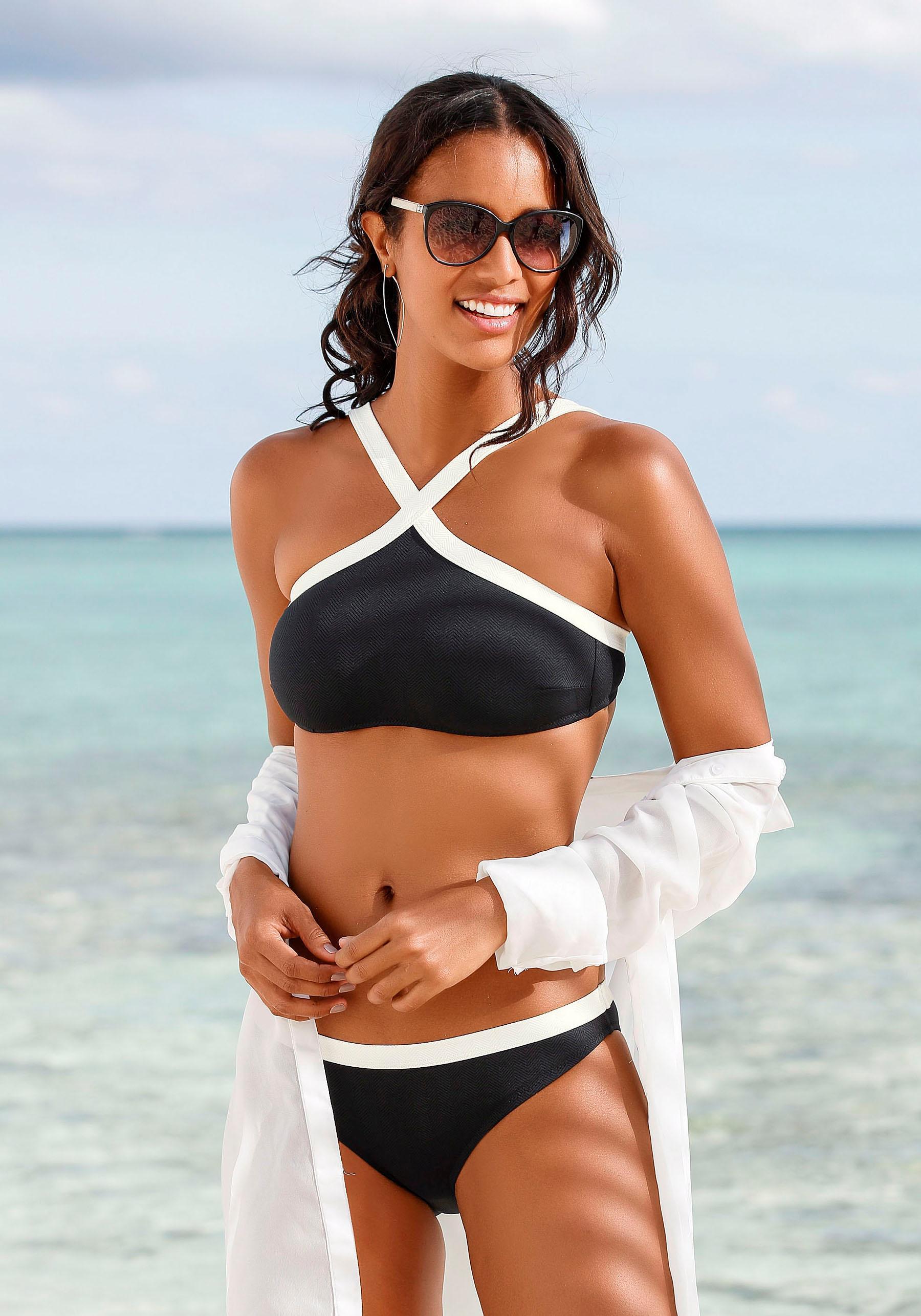 JETTE Bustier-Bikini