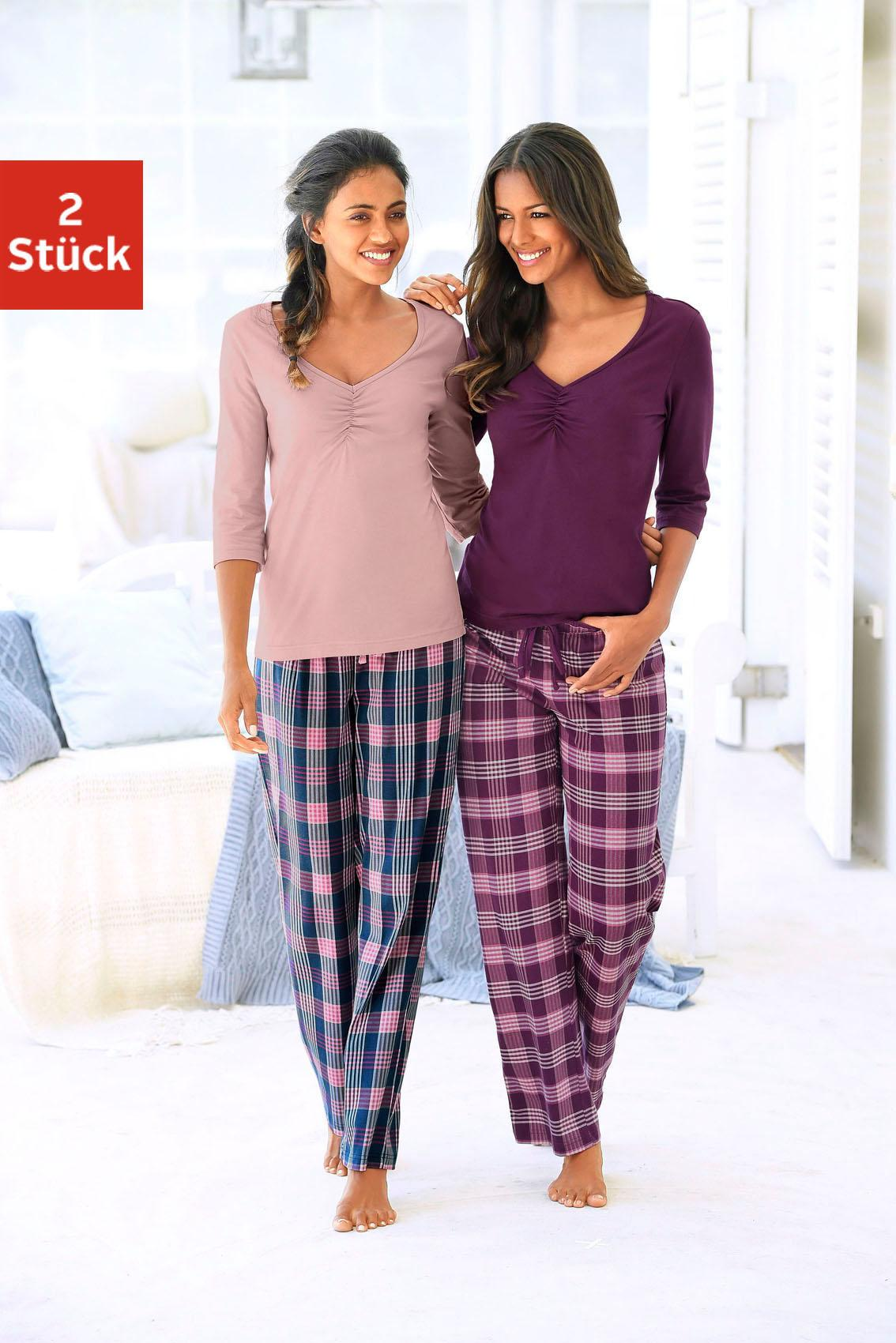 PETITE FLEUR Pyjama (2 Stück)