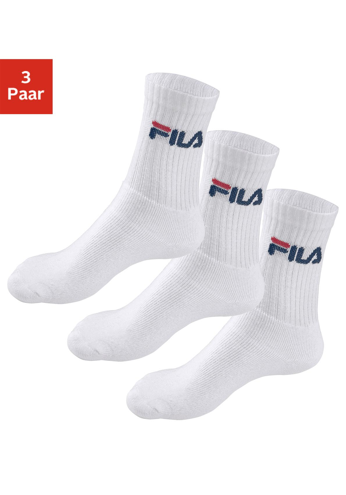 Fila Tennissocken (3 Paar)