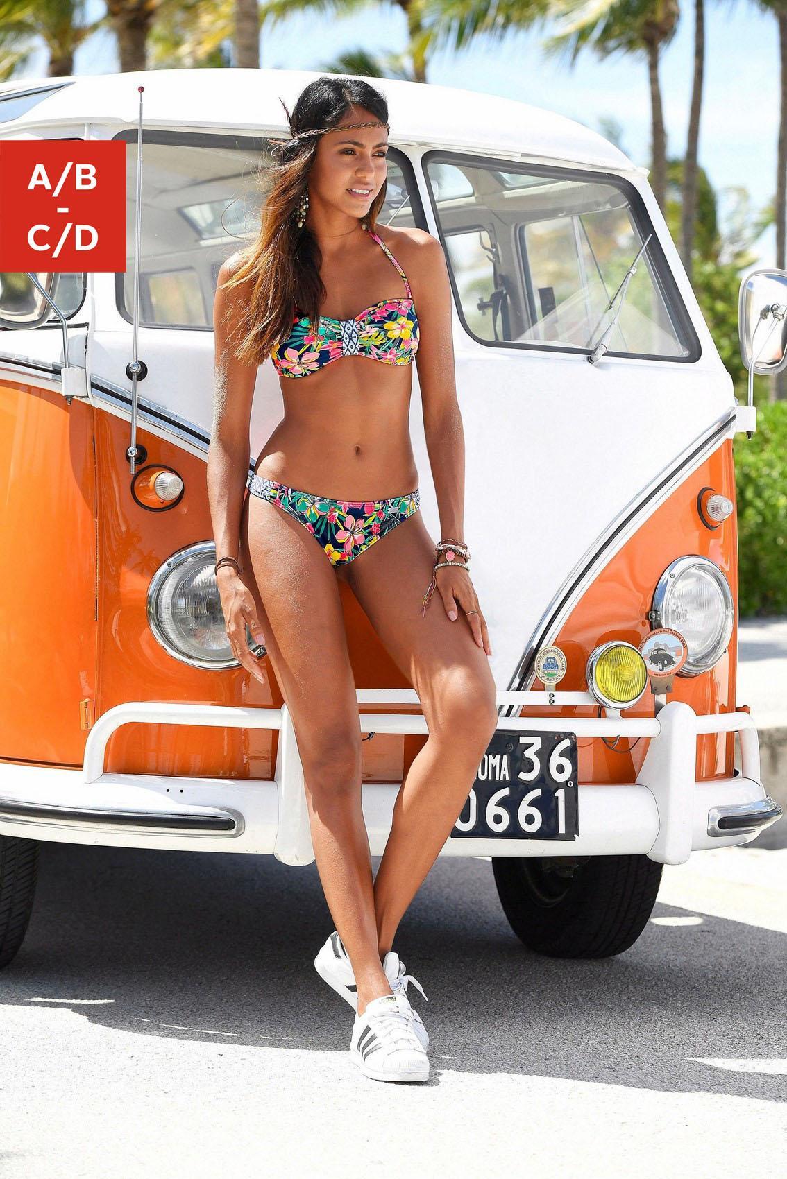 Buffalo Bikini-Hose »Dalia« in knapper Brasilien-Form