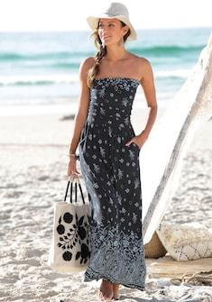 s.Oliver Beachwear Maxikleid