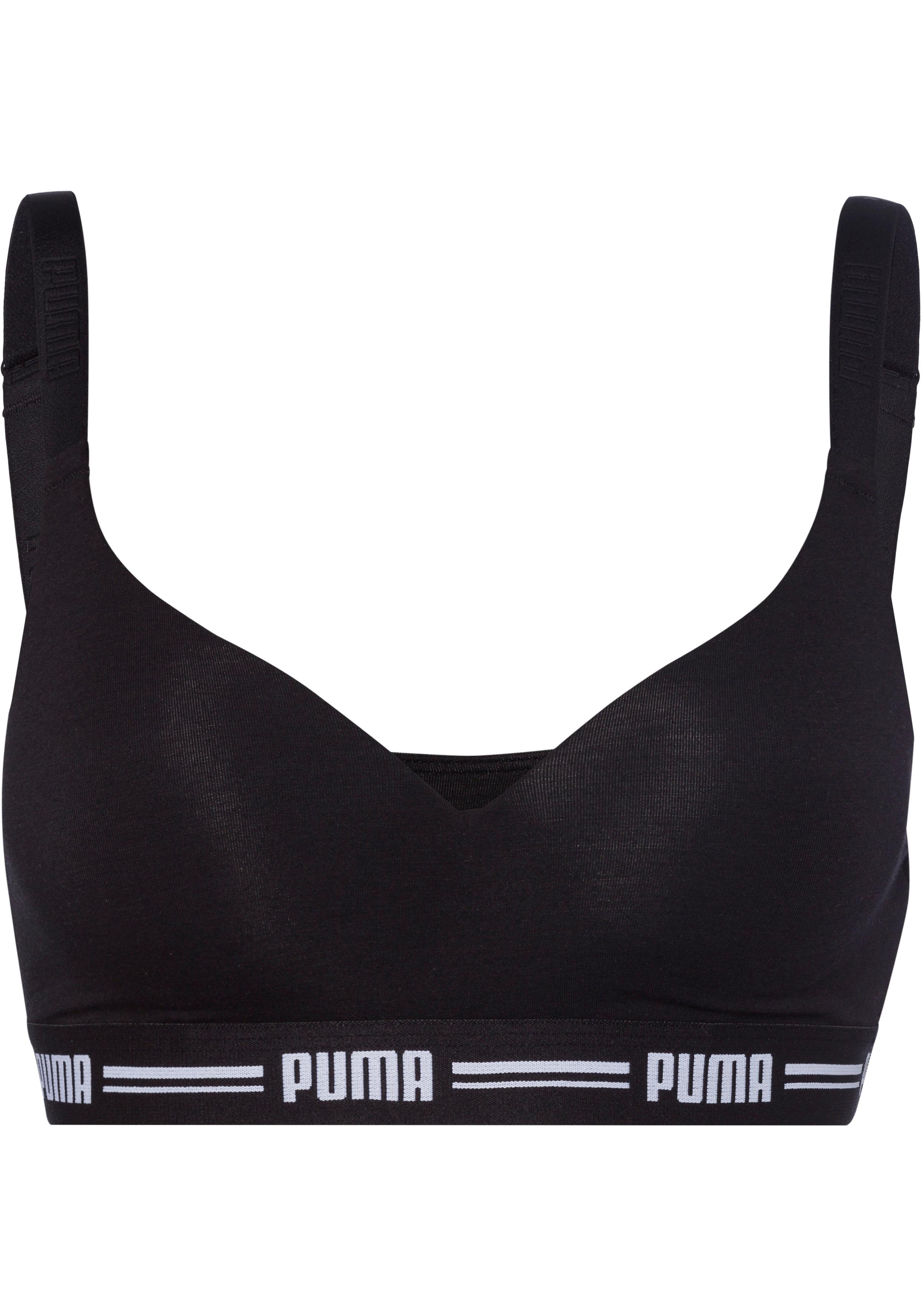 PUMA Bralette-BH »Iconic«