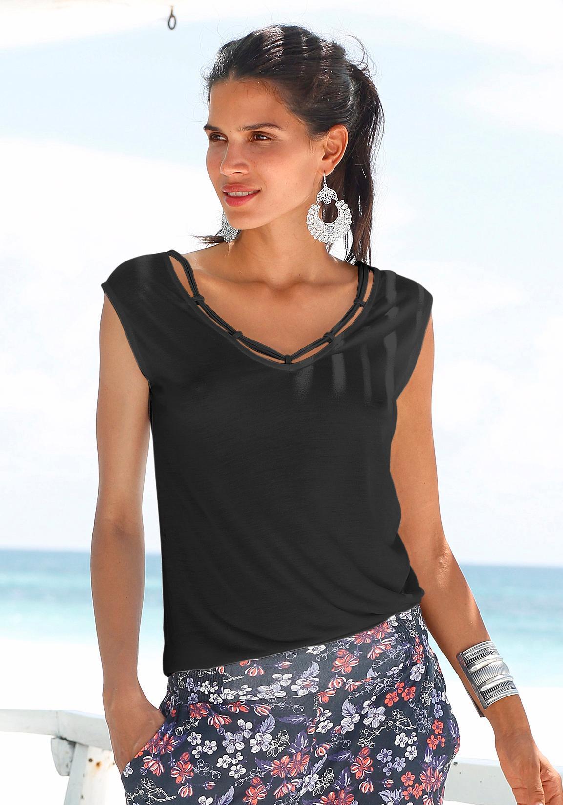 s.Oliver Beachwear T-Shirt