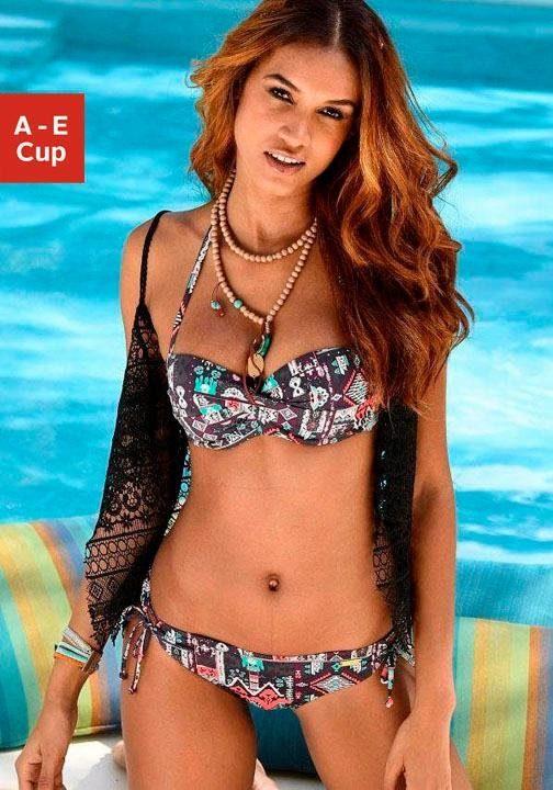 LASCANA Bandeau-Bikini-Top »Kati«