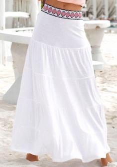 s.Oliver Beachwear Maxirock