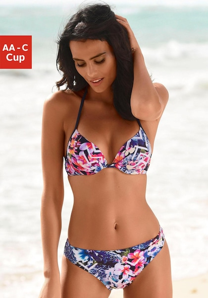 Sunseeker Push-Up-Bikini-Top »Nany«