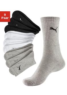PUMA Sportsocken (9 Paar)