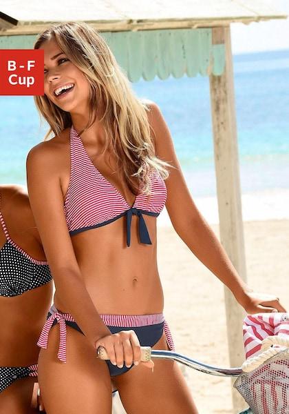 s.Oliver Beachwear Bügel-Bikini-Top »Avni«