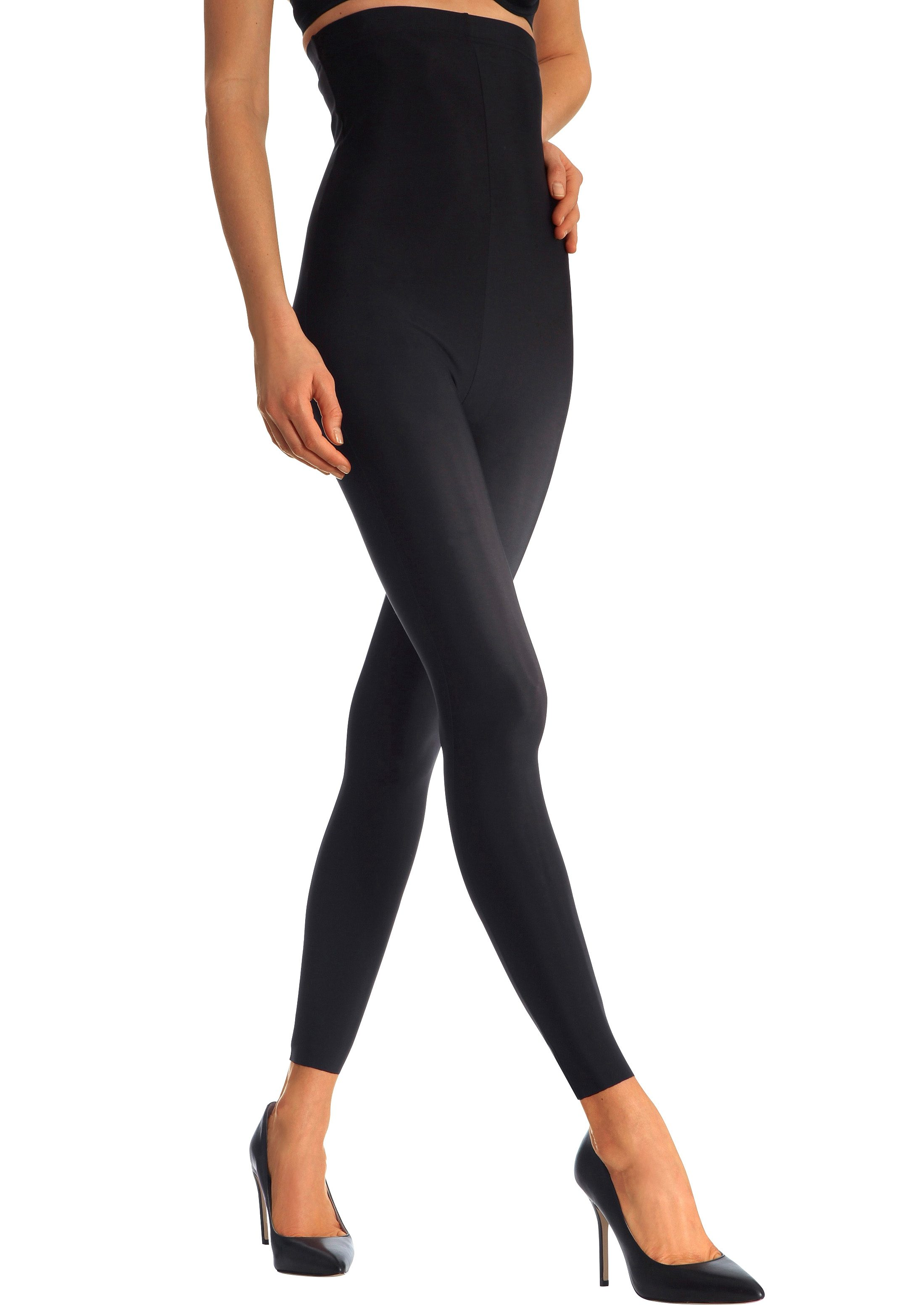 LASCANA Bauchweg-Leggings High Waist