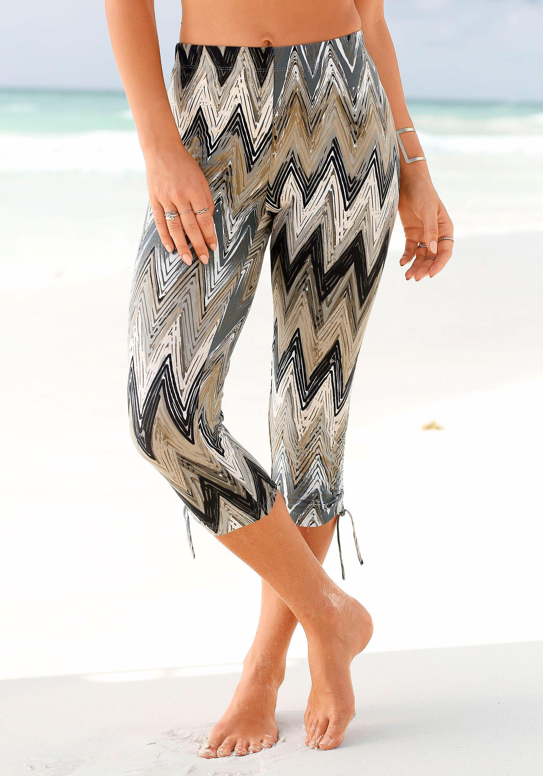 Beachtime Capri-Leggings