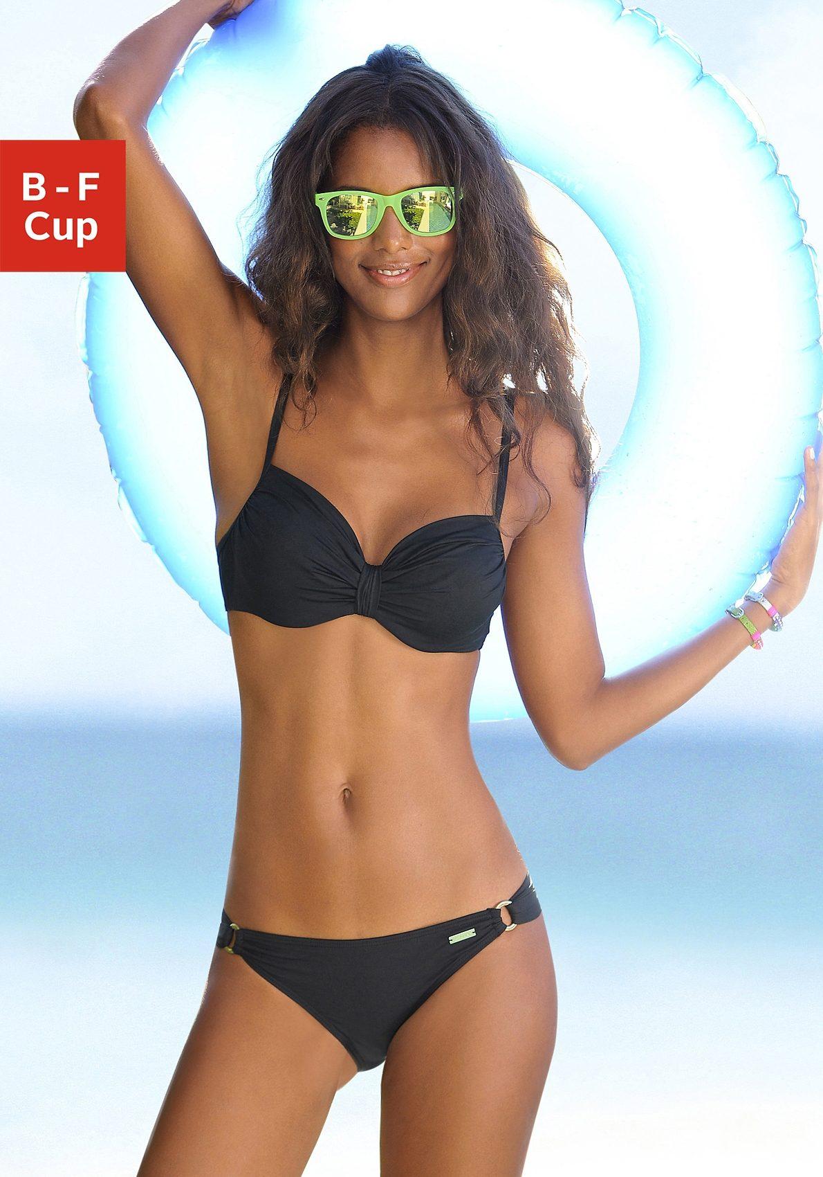 LASCANA Bügel-Bikini-Top »Italy«