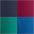 blau + grün + rot + marine