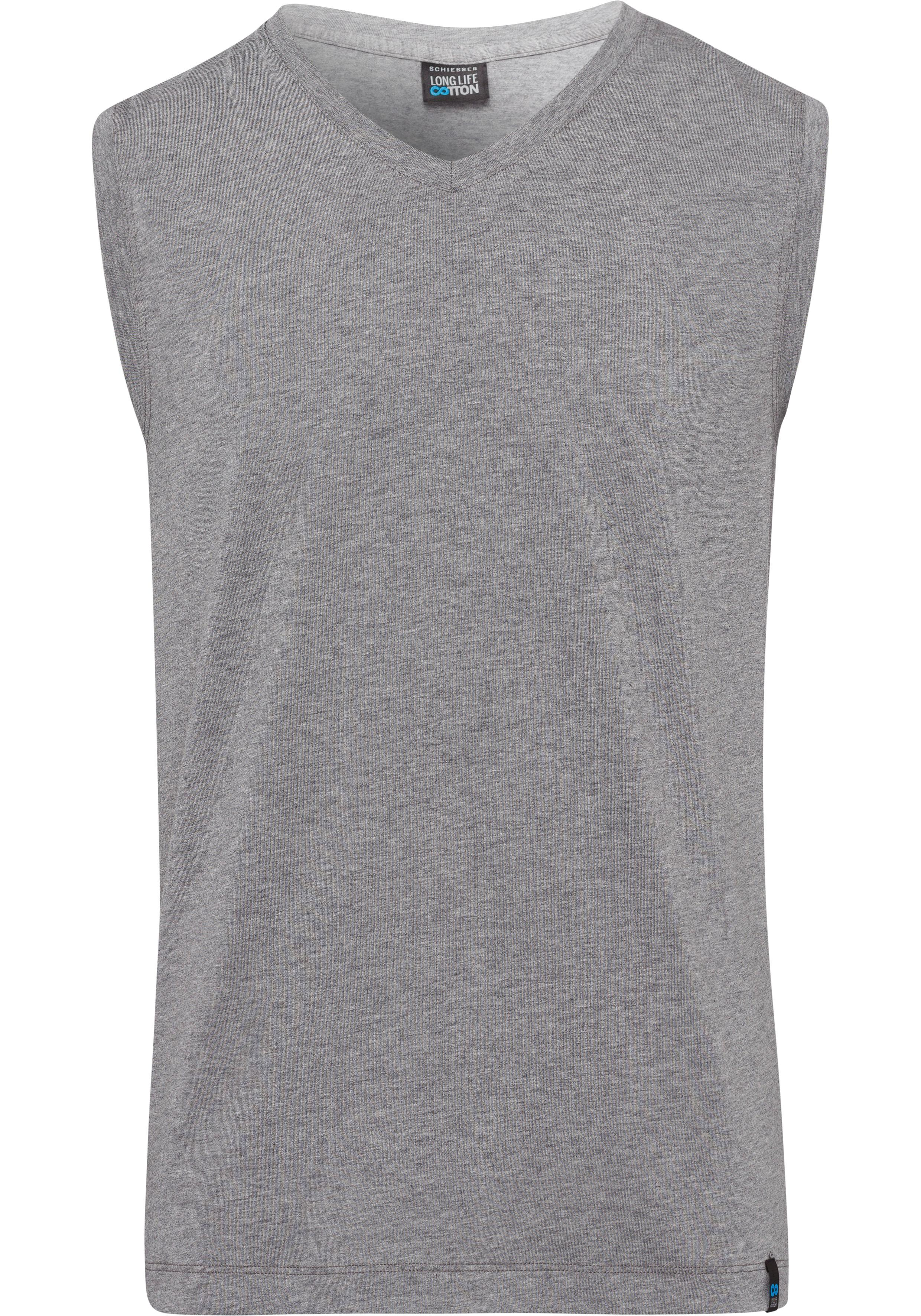 Schiesser Muscleshirt »Long Life Cotton«
