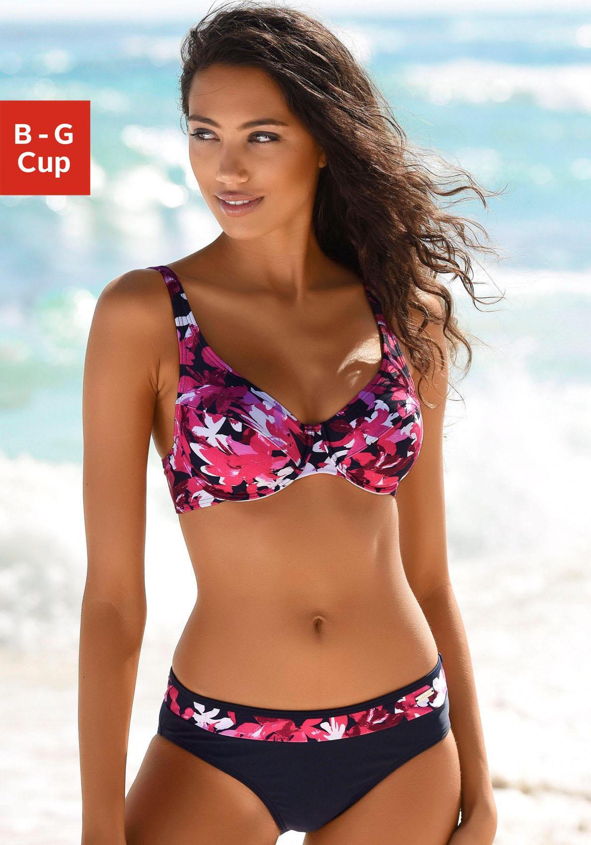 Petite Fleur Bügel-Bikini