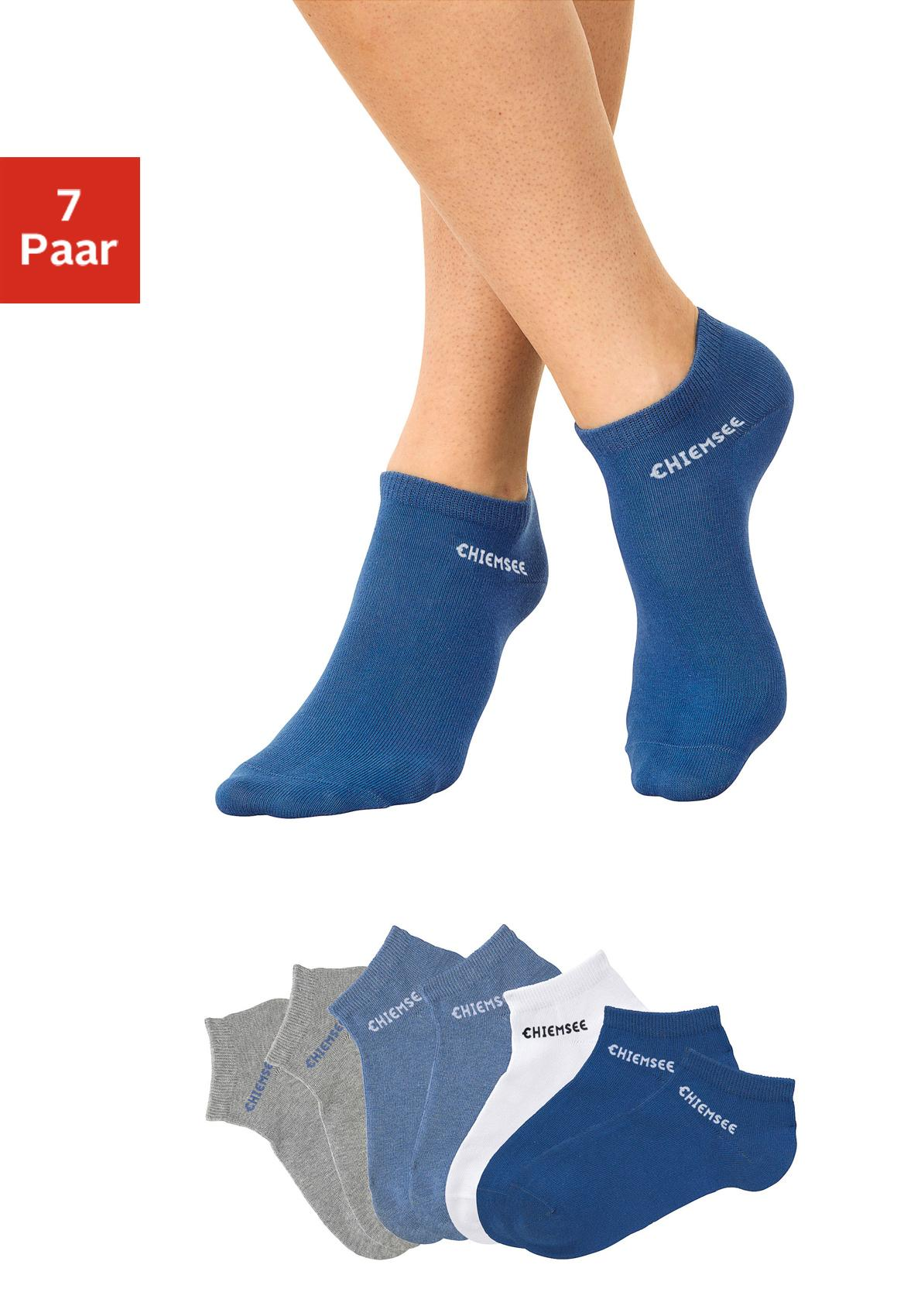 Chiemsee Sneakersocken (7 Paar)