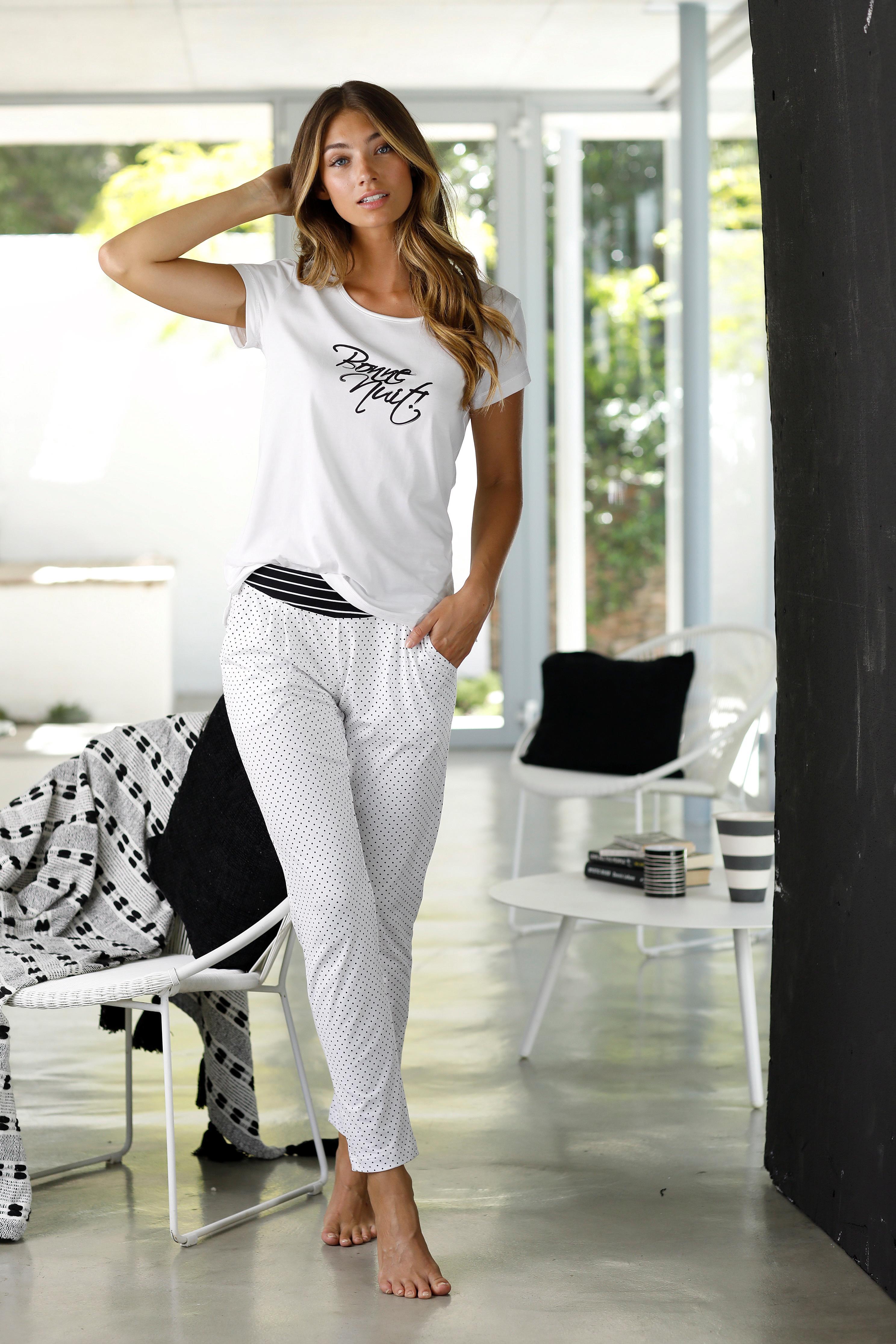 s.Oliver Bodywear Pyjamahose