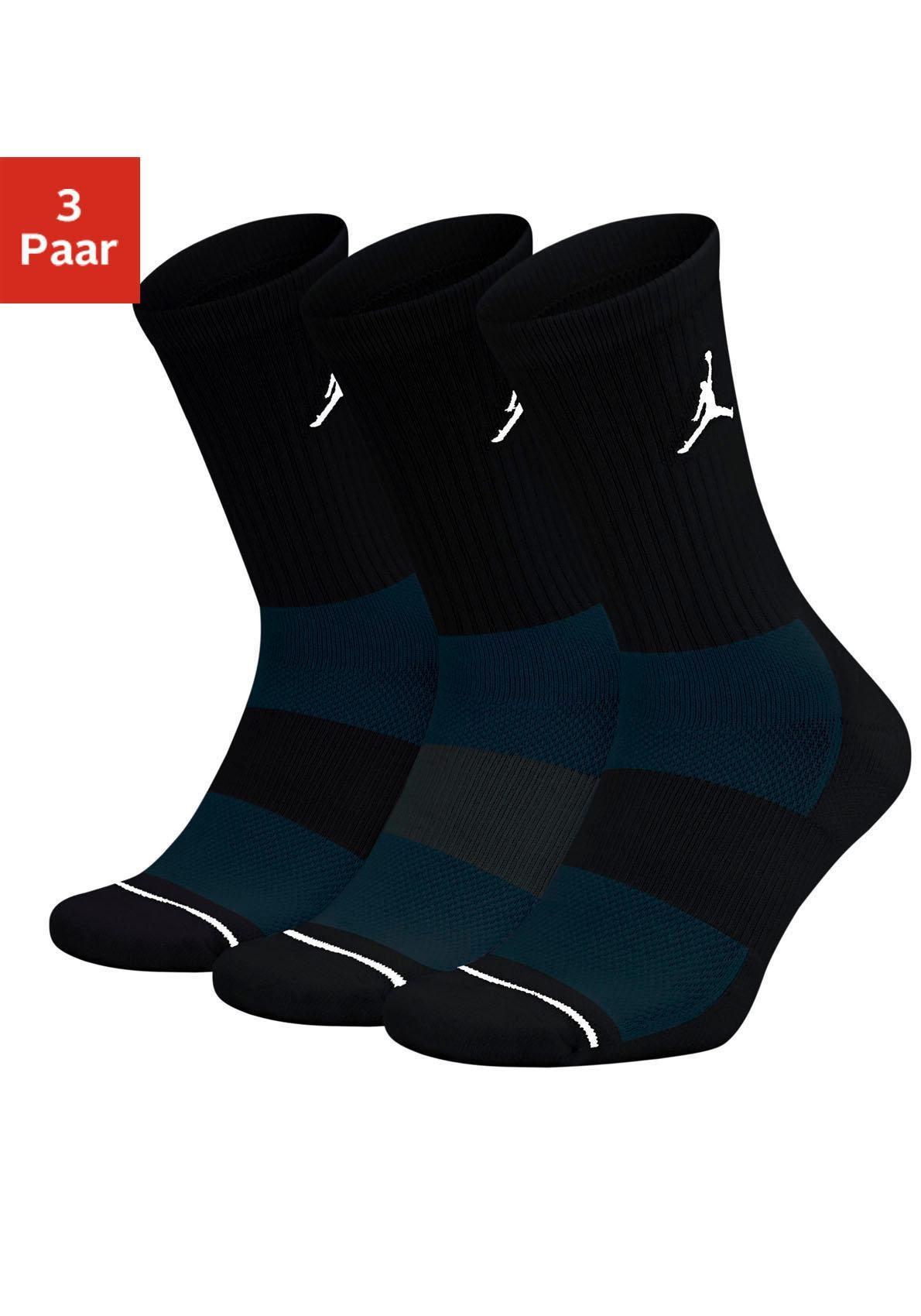 Nike Sportsocken Crew (3 Paar)