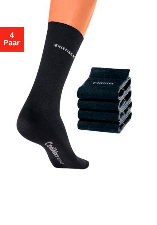 Chiemsee Socken (4 Paar)