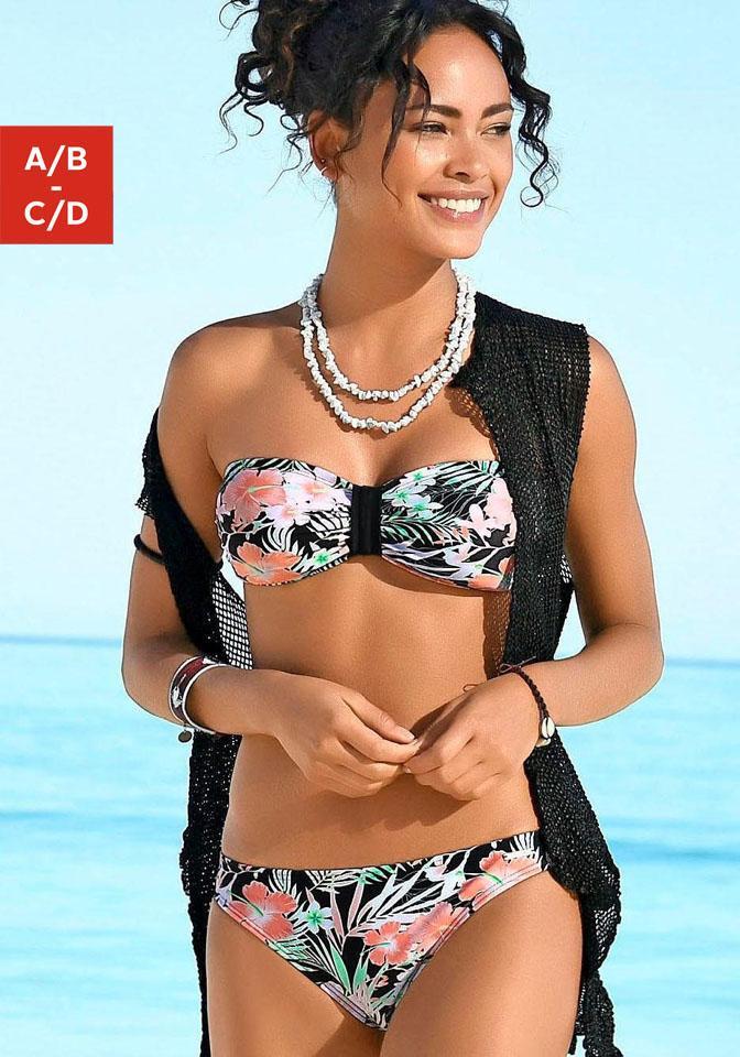 Chiemsee Bandeau-Bikini-Top »Malibu«