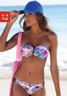 Venice Beach Bandeau - Bikini - Top »Marly«