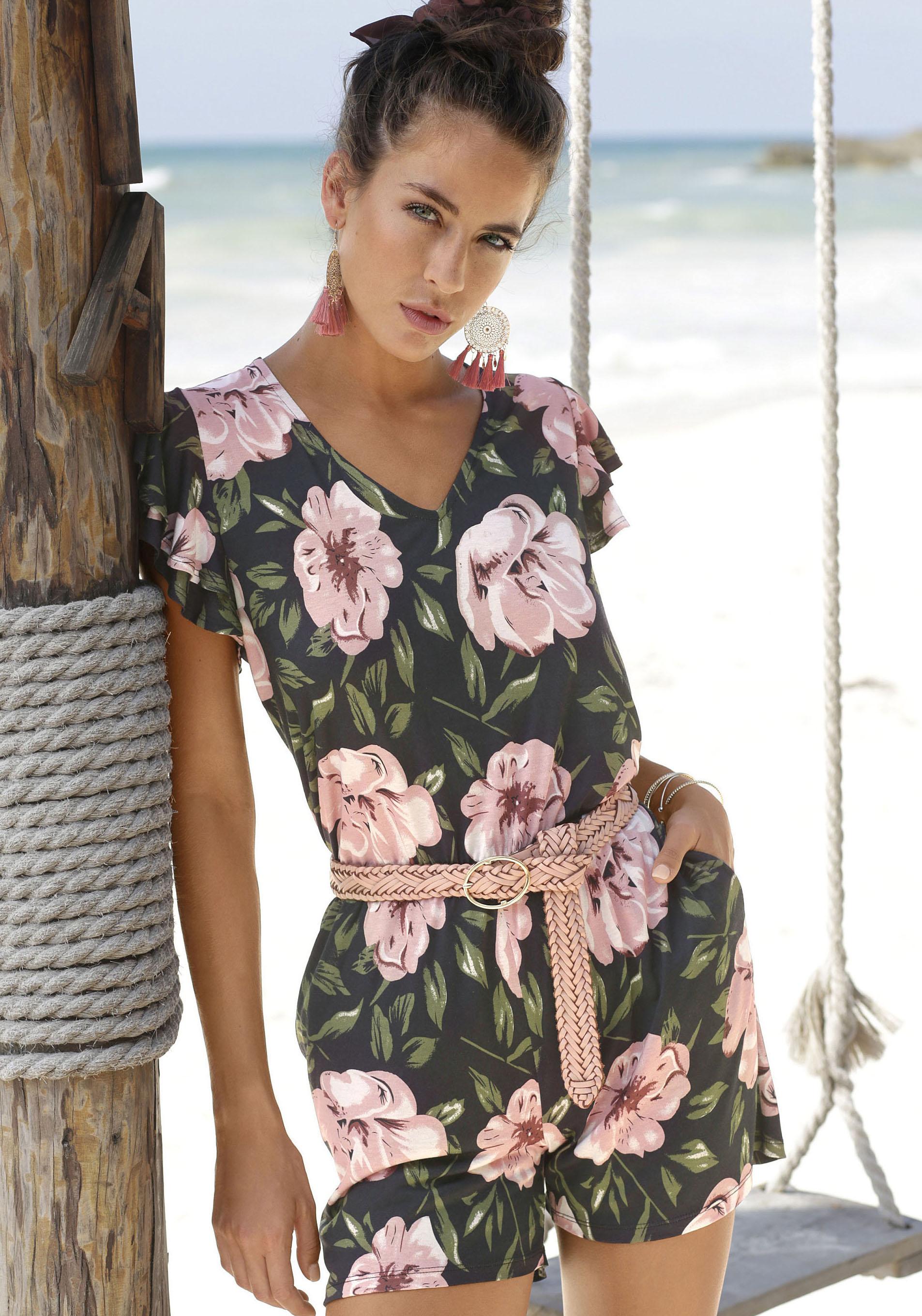 s.Oliver Beachwear Kurzoverall
