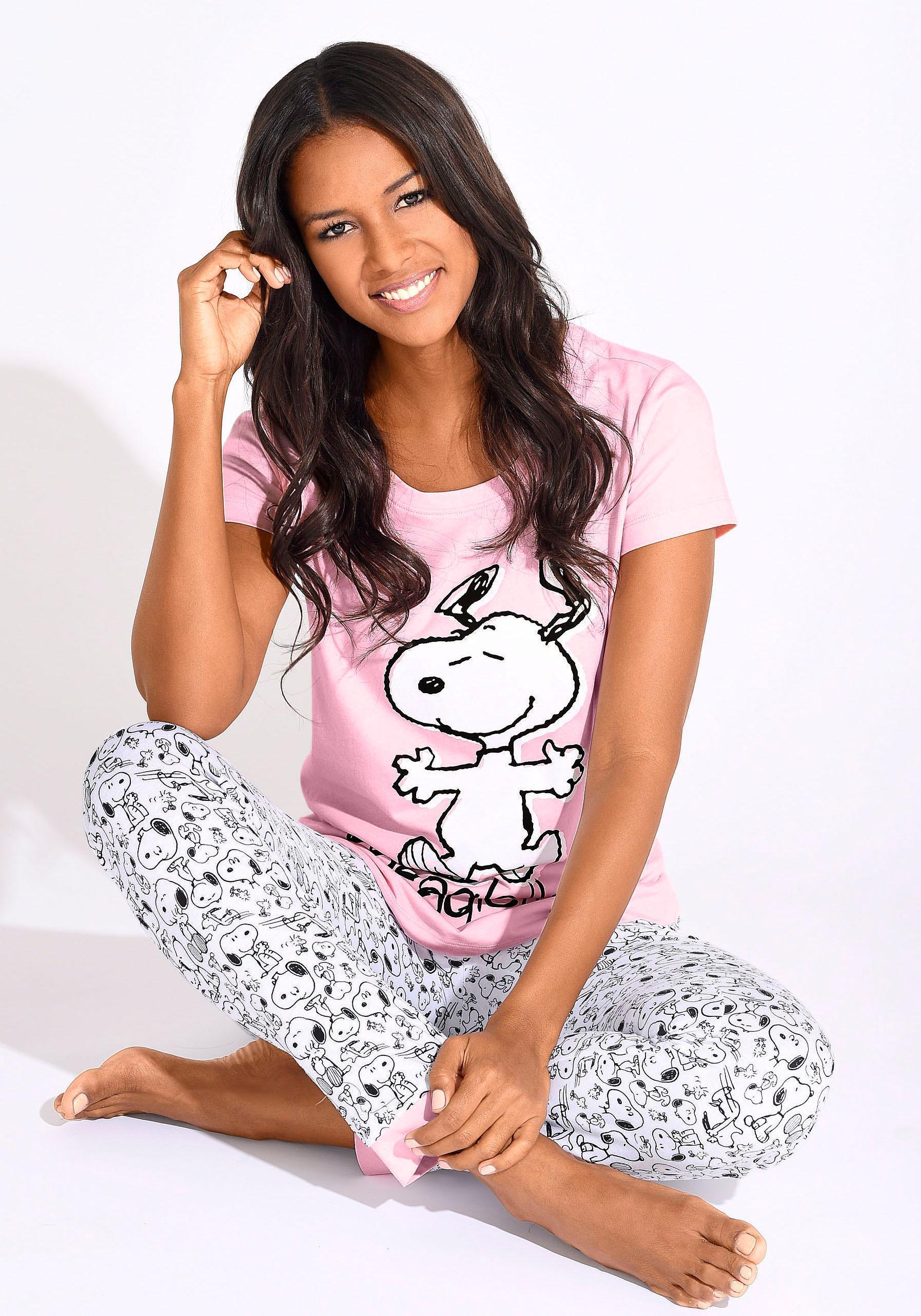 Peanuts Snoopy-Pyjama in N-Grössen