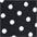 schwarz-weiss gepunktet