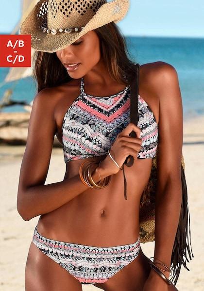 Sunseeker Bustier-Bikini